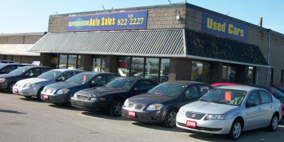 Guelph Auto Mall >> Riverside Auto Sales & Service